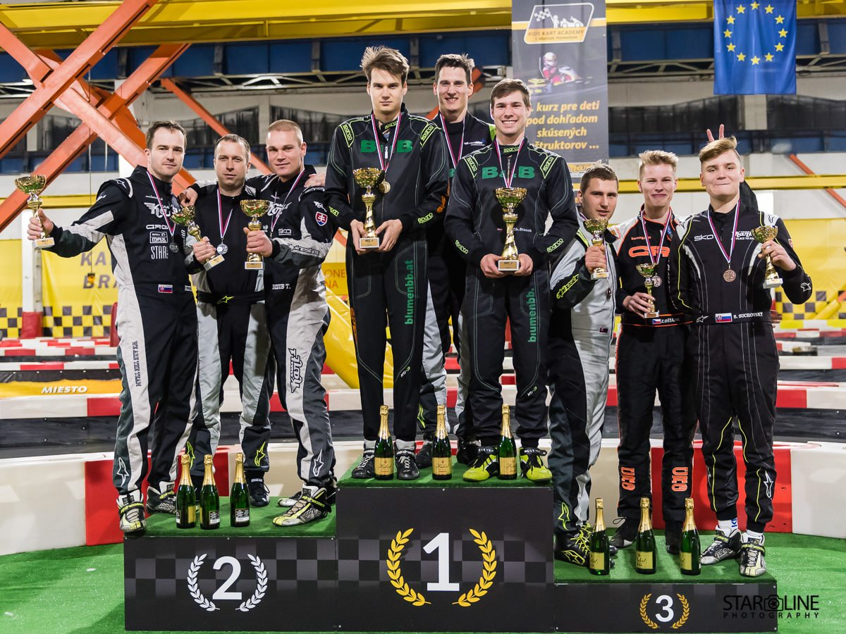 International Indoor Kart Cup