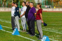 Zbojníci / Slovenská juniorská reprezentácia amerického futbalu vs Ostrava Steelers
