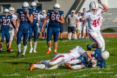 Zbojníci / Slovenská juniorská reprezentácia amerického futbalu vs Přerov Mammoths