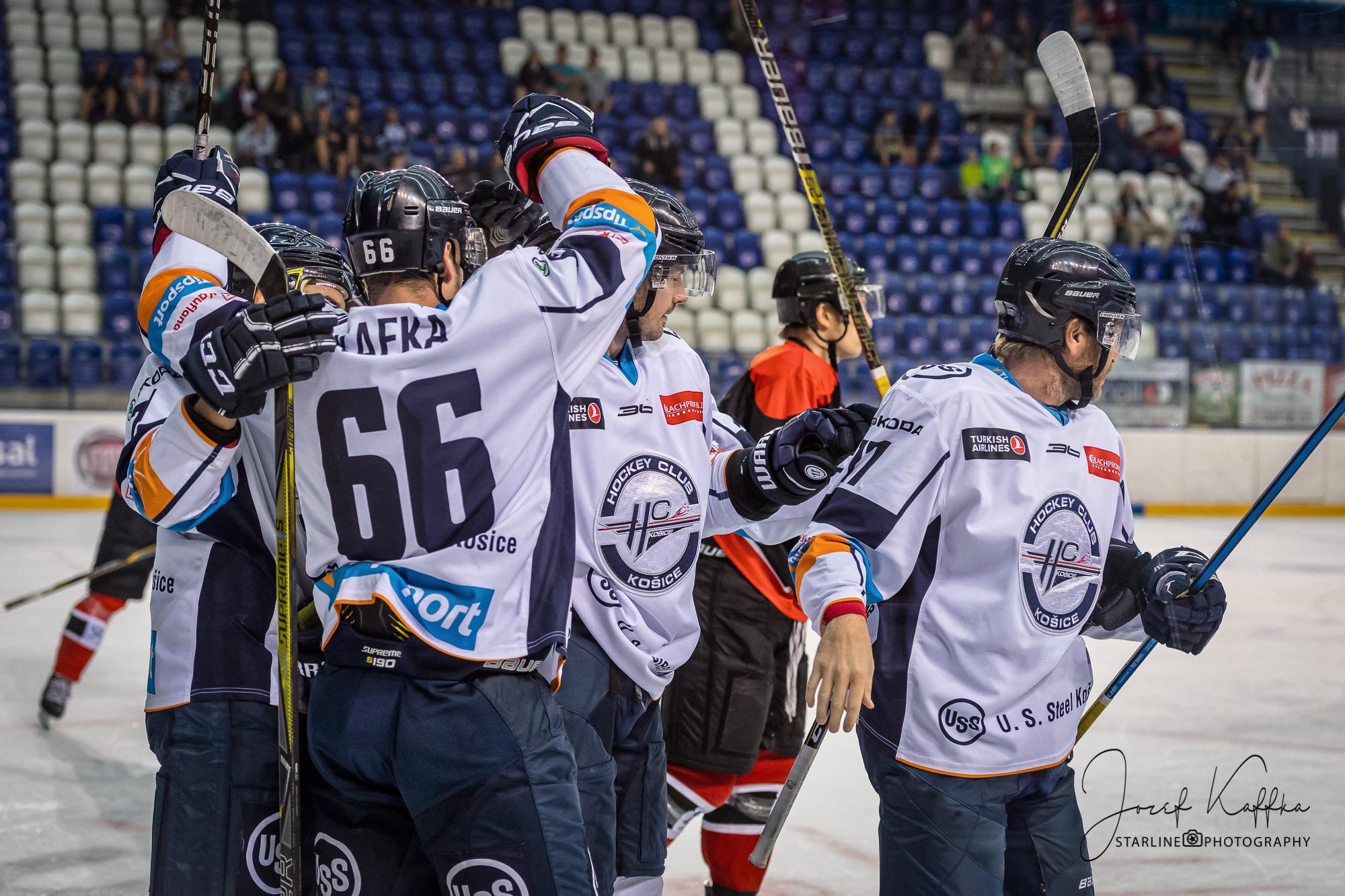 HC Orli Znojmo – HC Košice