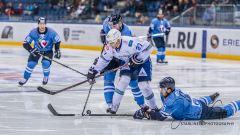 HC Slovan Bratislava - Barys Astana
