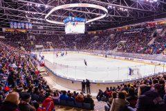 HC Slovan Bratislava - HC Avtomobilist Yekaterinburg