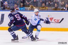 HC Slovan Bratislava - HC Barys Astana
