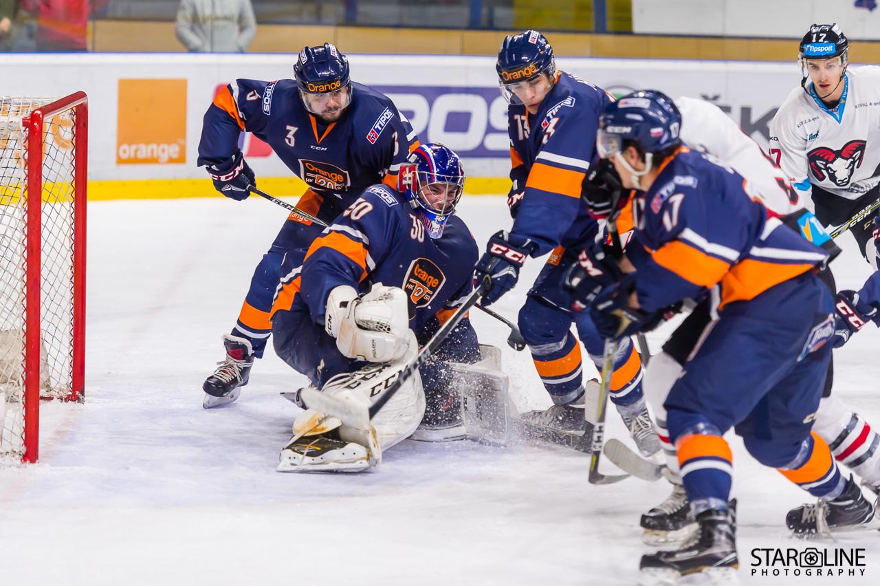 Hokejový zápas HK Orange 20 – HC '05 iClinic Banská Bystrica