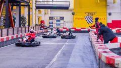 Kart Arena - olympijský hokejový tím