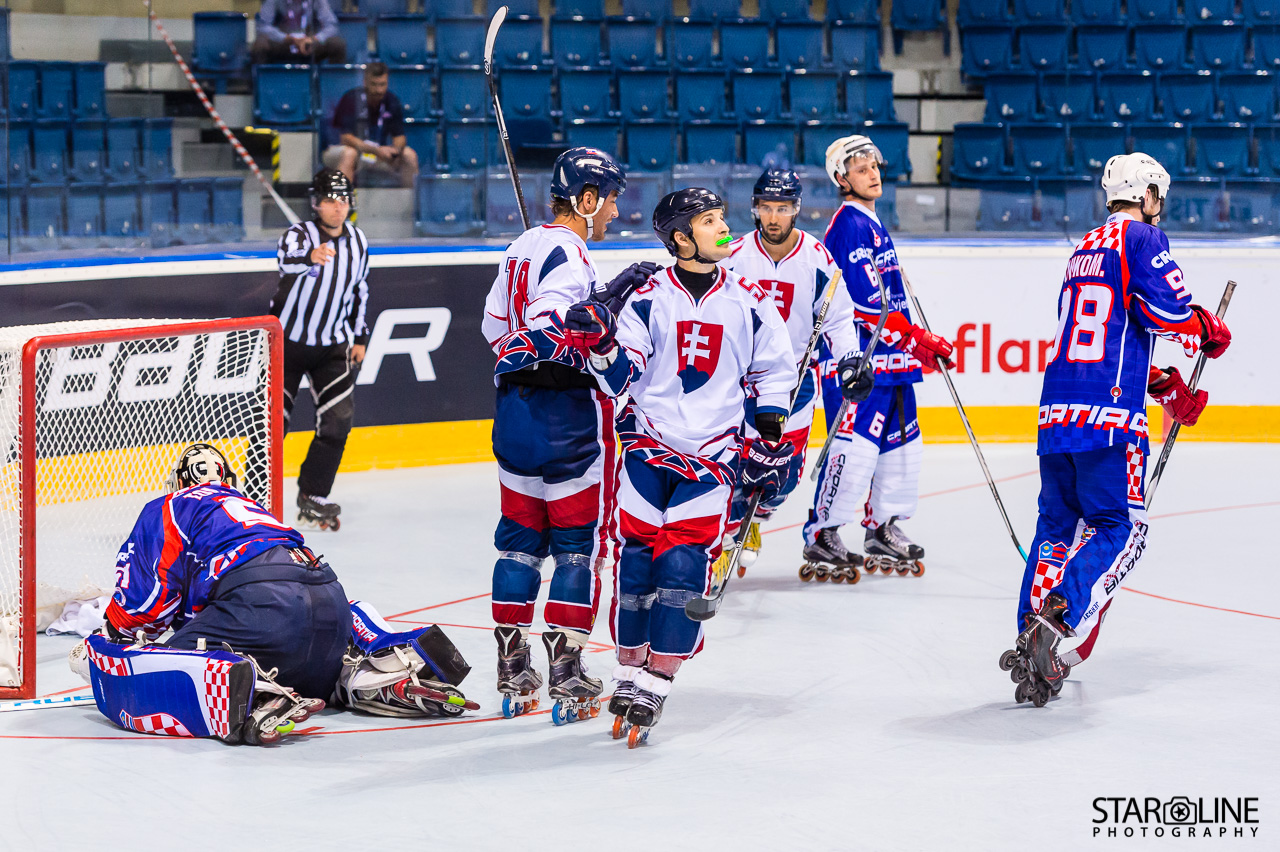 2017 IIHF Inline Hockey World Championship – SVK : CRO 5-8 place