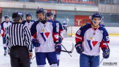 Juniori HC Slovan Bratislava - MHA Martin