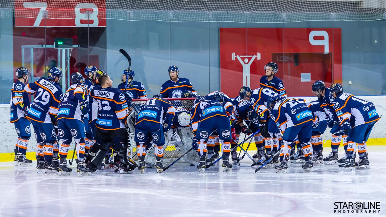 HC Slovan Bratislava - HC Košice