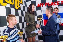 Kart Arena - MSR v halovom kartingu