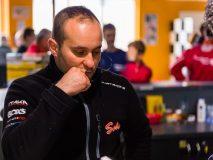 6. kolo Majstrovstiev Slovenska v halovom kartingu
