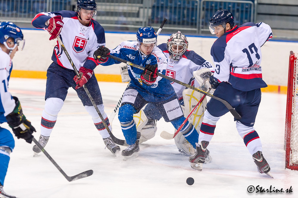 U20 Four Nations Tournament 2014/2015 Slovakia : Finland