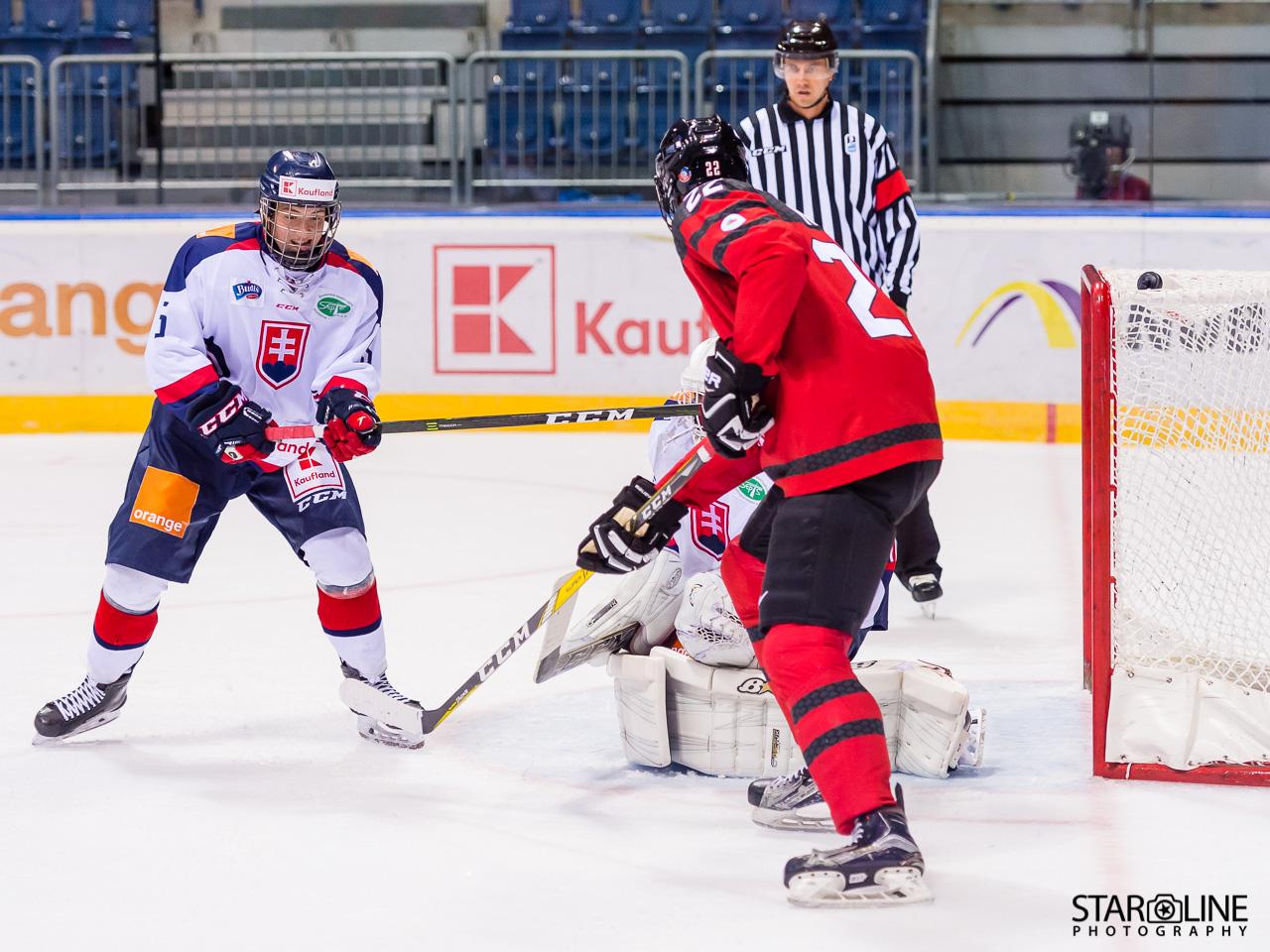 Slovakia U18 - Canada U18