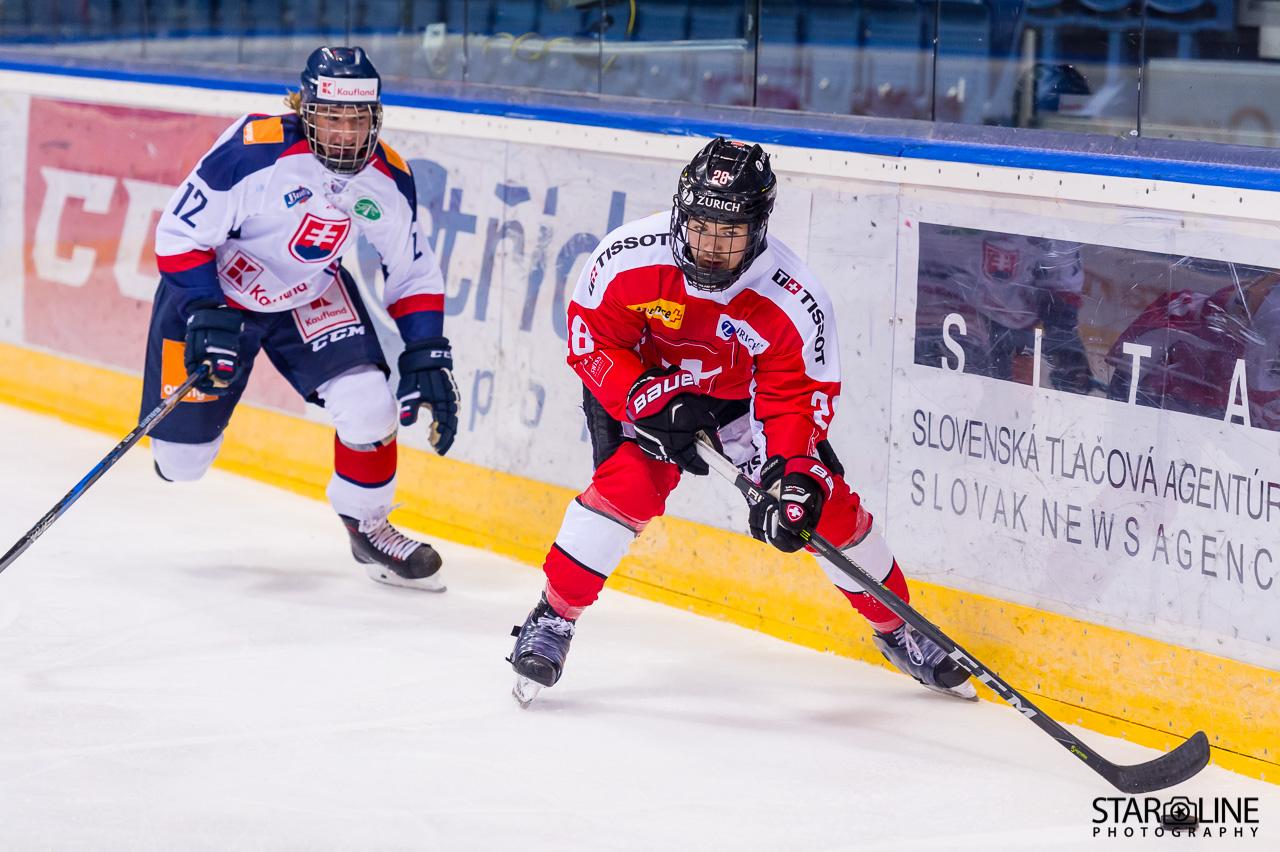 Slovakia U18 - Switzerland U18