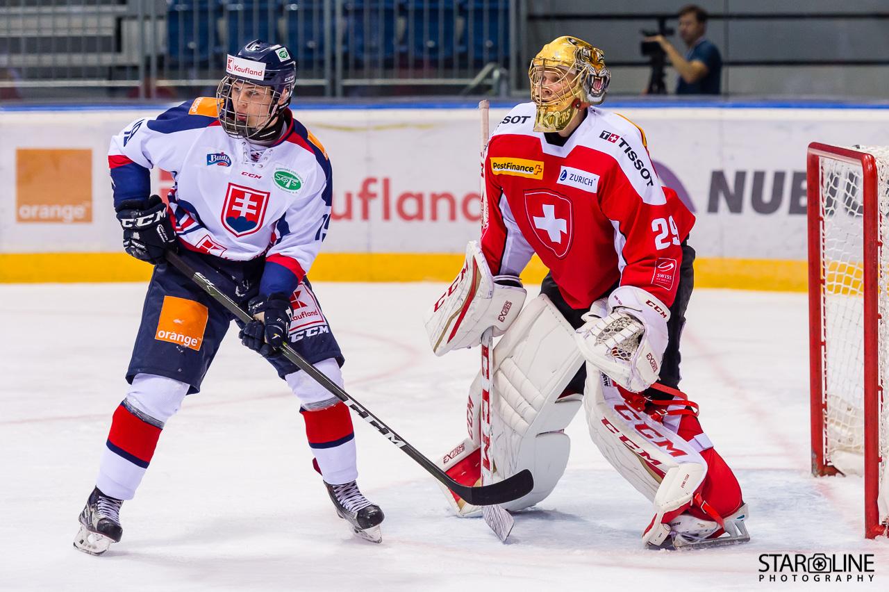 Switzerland U18 - Slovakia U18
