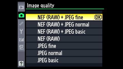 Ktoré nastavenia fotoaparátu ovplyvňujú fotografie vo formáte RAW?