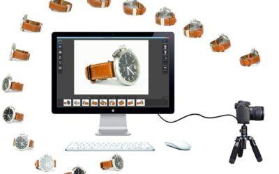 360° produktová fotografia zvyšuje konkurenčnú výhodu a predaj