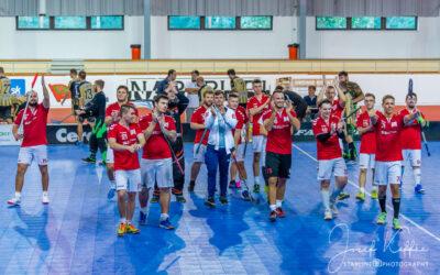 FBC Dragons Ružinov Bratislava vs FBC White Eagles Bratislava – 2. liga mužov