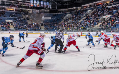 Hokejový KHL zápas HC Slovan – Avtomobilist Ekaterinburg