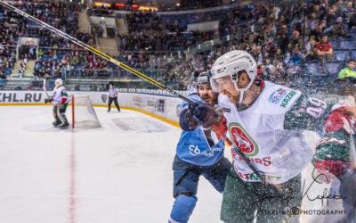Hokejový KHL zápas HC Slovan Bratislava – AK Bars Kazan