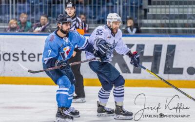 Hokejový KHL zápas HC Slovan Bratislava – Admiral Vladivostok