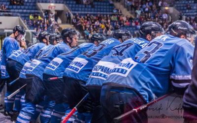 Hokejový KHL zápas HC Slovan Bratislava – Barys Astana