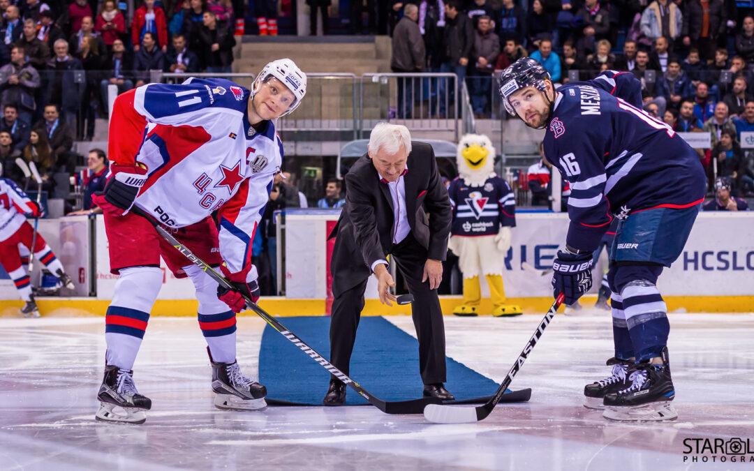Výber z domácich novoročných zápasov HC Slovan Bratislava – 6. kolo