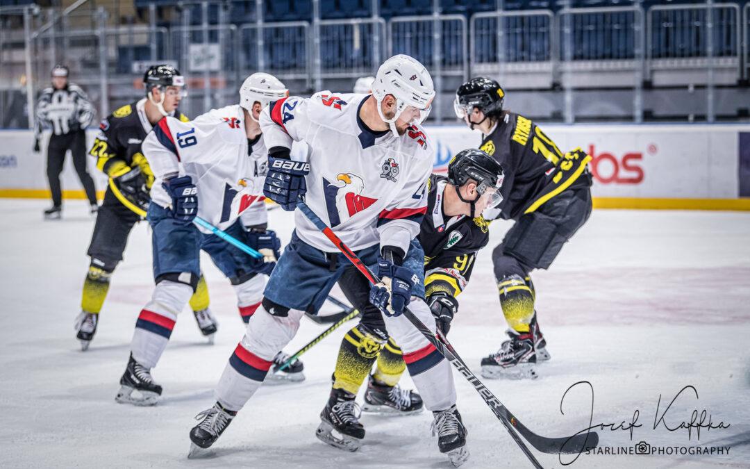 Hokejový zápas HC Slovan Bratislava – HC 07 Detva, Tipos Extraliga