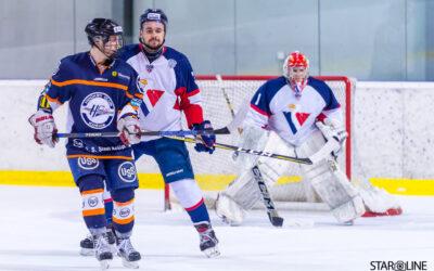 Hokejový zápas juniorov HC Slovan Bratislava – HC Košice