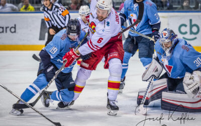 Hokejový KHL zápas HC Slovan Bratislava – Jokerit Helsinki