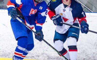 HC Slovan Bratislava vs Slovensko U18