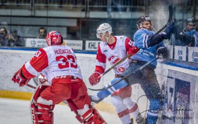 Hokejový KHL zápas HC Slovan Bratislava – Spartak Moscow