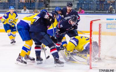 Prípravný zápas HC Slovan Bratislava – Aukro Berani Zlín