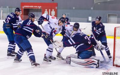 HC Slovan Bratislava – tréning s juniormi