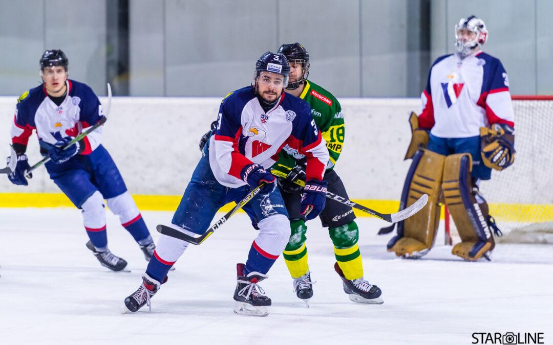Hokejový zápas juniorov HC Slovan Bratislava – MsHKM Žilina