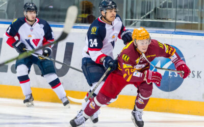 HC Slovan Bratislava vs HK Dukla Trenčín – 3. kolo finále Play-Off