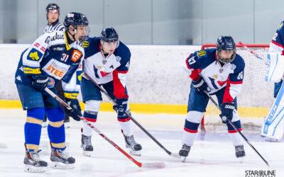 HC Slovan Bratislava s HC Vítkovice – hokejový zápas