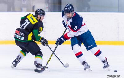 HC Slovan Bratislava s MsHKM Žilina – hokejový zápas