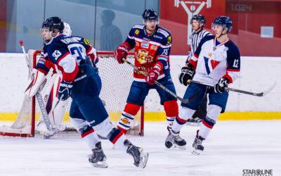 HC Slovan Bratislava s HKM Zvolen – hokejový zápas
