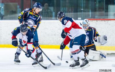 HC Slovan Bratislava s HC Košice – hokejový zápas