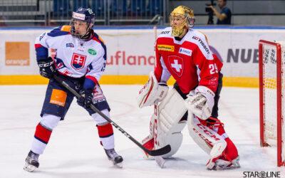 Ivan Hlinka Memorial Cup 2017 – Switzerland vs Slovakia