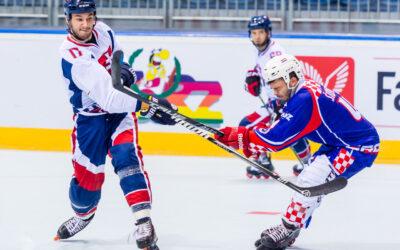 2017 IIHF Inline Hockey World Championship – SVK : CRO