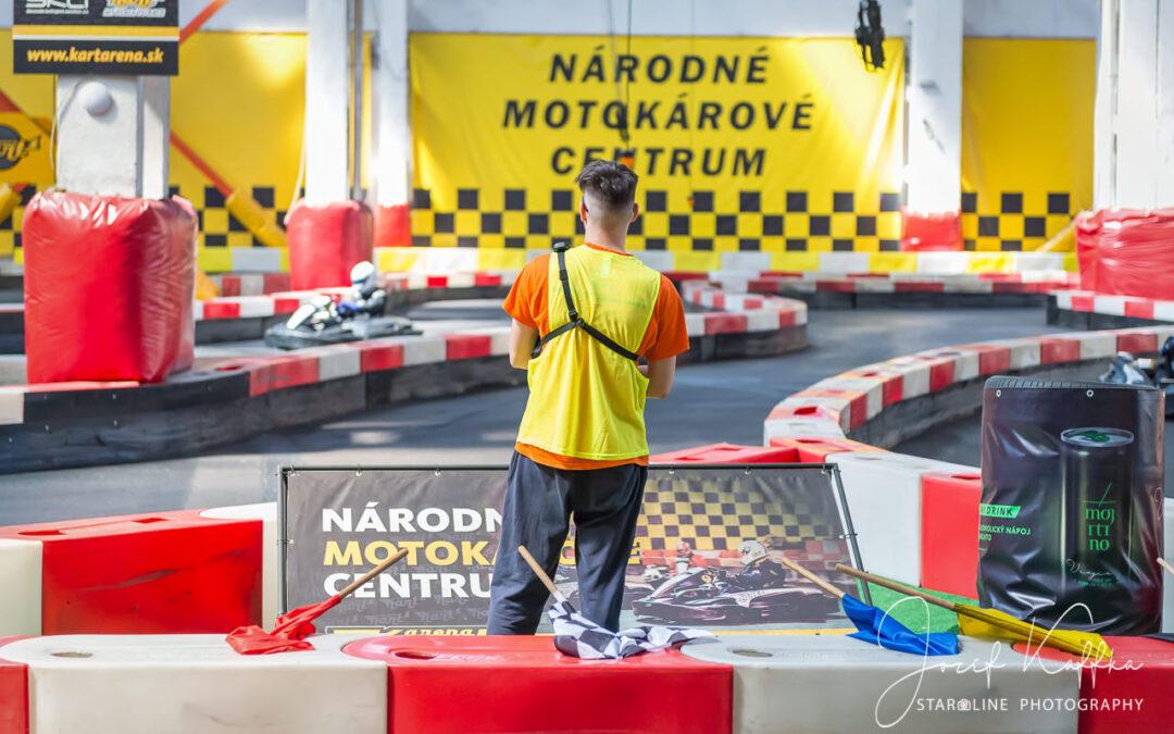 1. kolo MSR v halovom kartingu 2018