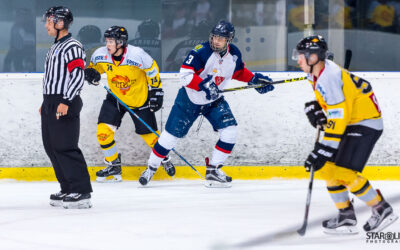 HC Slovan Bratislava s Vienna Capitals – hokejový zápas