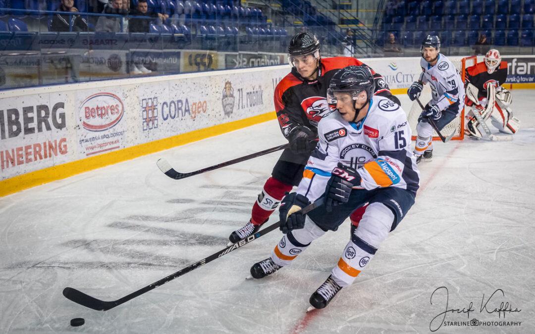 Tatranský pohár: HC Orli Znojmo – HC Košice