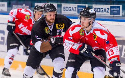 Paneuropa Kings vs UMB Banská Bystrica – hokejový zápas