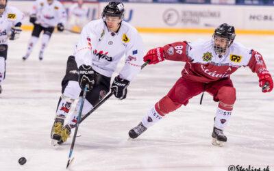 Paneuropa Kings vs HK Slávia STU – hokejový zápas