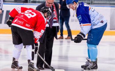 Paneuropa Kings vs Technika Praha – hokejový zápas