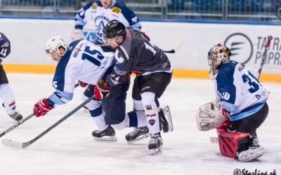 Paneuropa Kings vs Akademici Plzeň – hokejový zápas