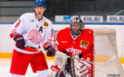 Paneuropa Kings vs UK Praha – playoff hokejový zápas