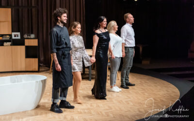 Divadelné predstavenie Zajačik v Divadle L+S v Bratislave